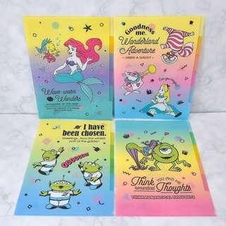 【日本Disney Sparkle Days 五層A4文件夾】