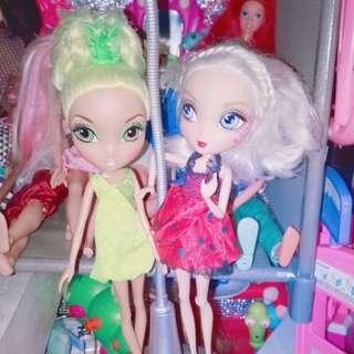 La Dee Dolls set barbie size
