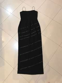 Woman's Long party dress (new)