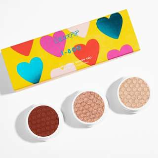 *INSTOCK* Coloupop 1-800 Super Shock Shadow Trio
