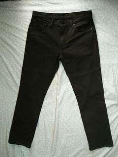 100% Original! LEVIS Men Jeans (black)