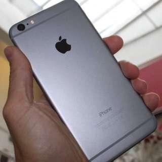 iPhone 6 plus 128gb bisa COD