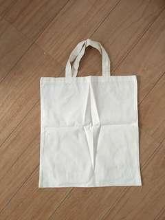 Canvas Tote Bag muji