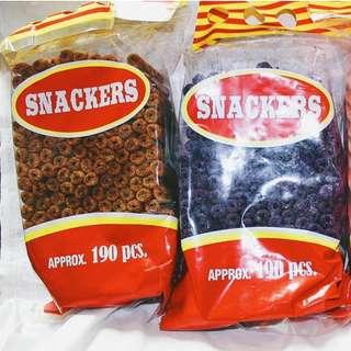 Snackers Choco/Ube Roll