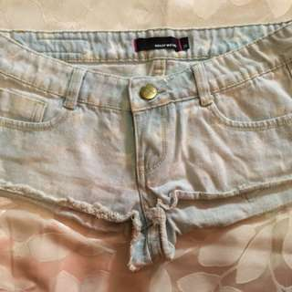 Tally Weil Booty Shorts