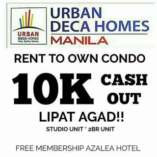 10K cash out ready to move in...!!