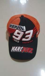MM93 Honda Repsol Cap.