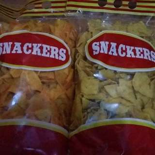 Snackers Nachos