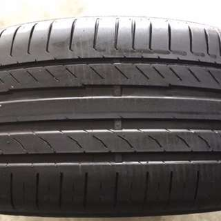 245/40/18 Continental CSC5 Tyres On Sale