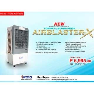 Air Cooler 36% Discount