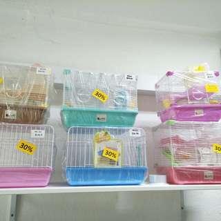Hamster Cage Offer