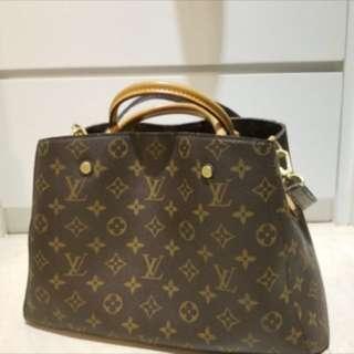 Louis Vuitton LV Montaigne bag