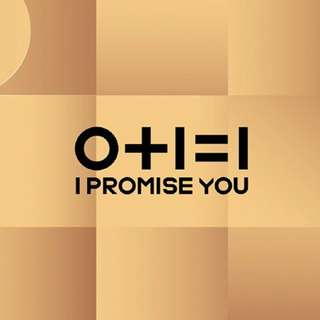 WANNA ONE Mini Album Vol. 2 - 0+1=1 (I PROMISE YOU) (Day / Night Ver)Can choose Version