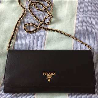 Prada wallet on chain woc