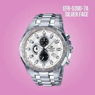 Original Casio Edifice watch EFR-539D-7A