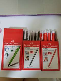 Faber castel pen