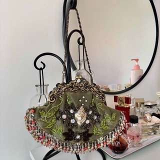 Antique Purse Bag