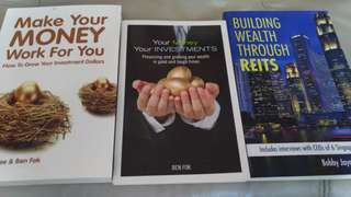 Self help wealth books