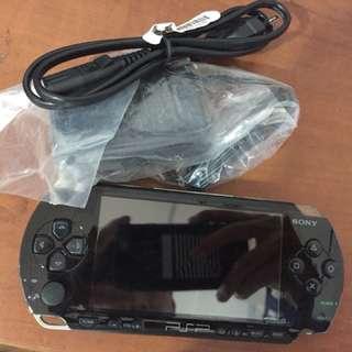 Sony PSP 1k black Full Set Full games