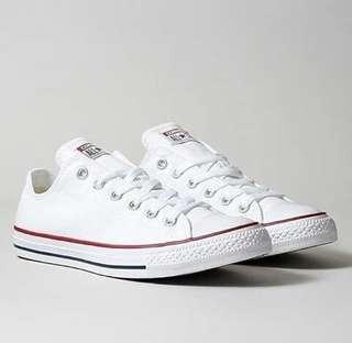 Sepatu converse murah warna putih