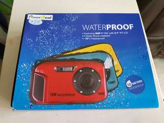 Underwater Camera 10m Waterproof