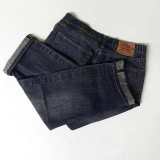 LEVIS 501XX Jeans Selvedge