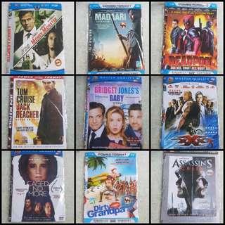 DVD BEKAS ( BARAT )