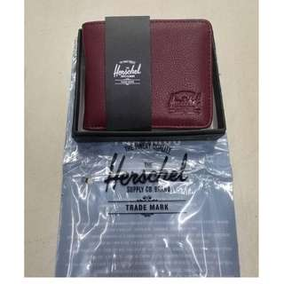 NEW HERSCHEL WALLET FOR MEN <3
