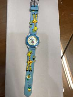 Jam tangan anak merek Rino dari Singapore
