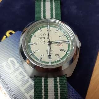 SEIKO SSA285K1 (行貨 有保養) 精工 自動錶 95%新