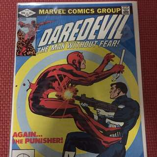 Marvel Daredevil #183