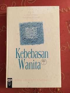Buku 'Kebebasan Wanita' Jilid 1