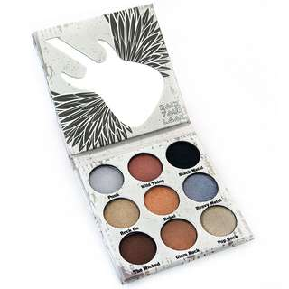 Crown Glam Metals 9 Color Eyeshadow Palette