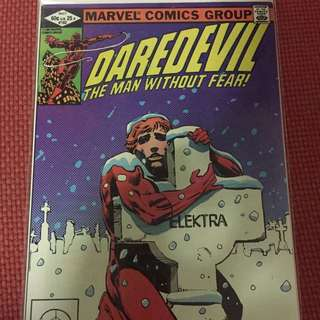Marvel Daredevil #182