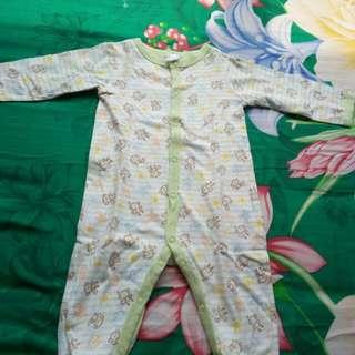 Jumper bayi import usia 6 bln