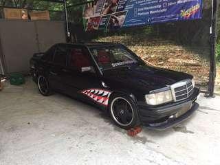 190e (SR20)