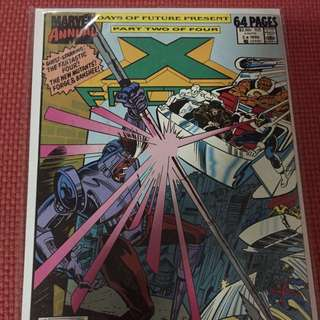 Marvel X-Factor Annual #5