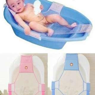 Baby bath helper