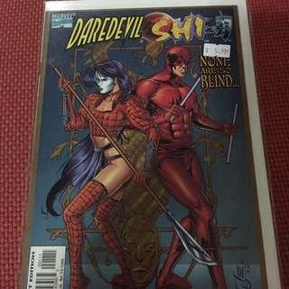 Marvel Daredevil & Shi #1