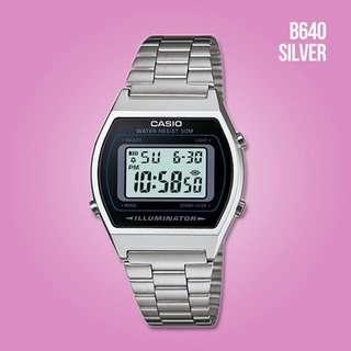 Original Casio watch B640