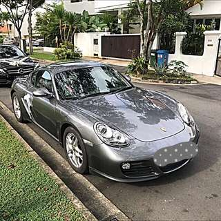Porsche Cayman 2.9A PDK