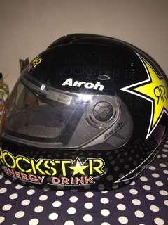 Airoh rockstar fullface