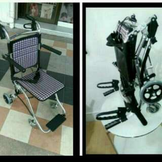 Traveller wheelchair