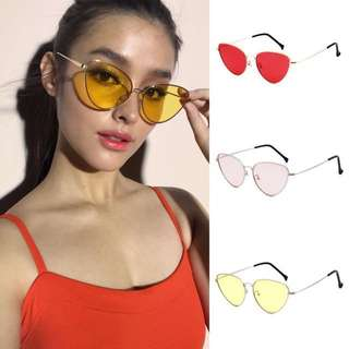 Liza Cat Eye Sunnies