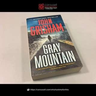 Gray Mountain by Josh Grisham