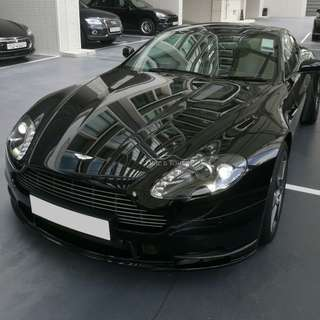 2008 Aston Martin V8 Vantage (Code 1965)
