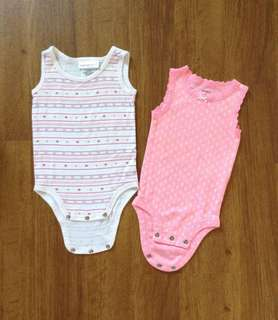 Carter's Romper Set (0-3M)