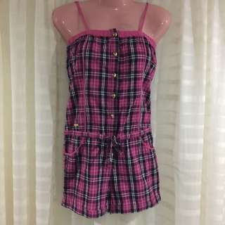 Candies Pink Romper