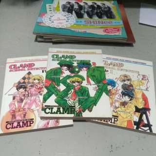 Clamp school detective 1-3 end