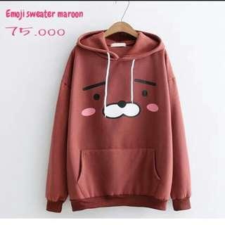 Emoji Sweater
